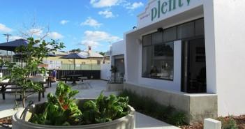 Review: The Little Shop of Plenty café