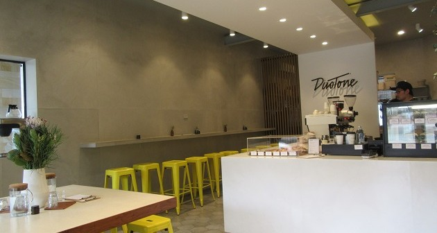 Review: DuoTone cafe