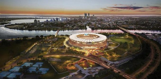 A debate of stadium proportions