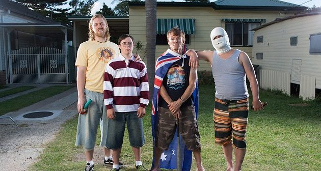 Movie review: Down Under black comedy