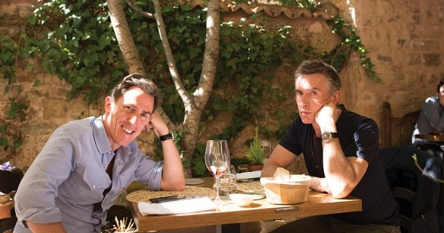 Review: The Trip To Spain movie